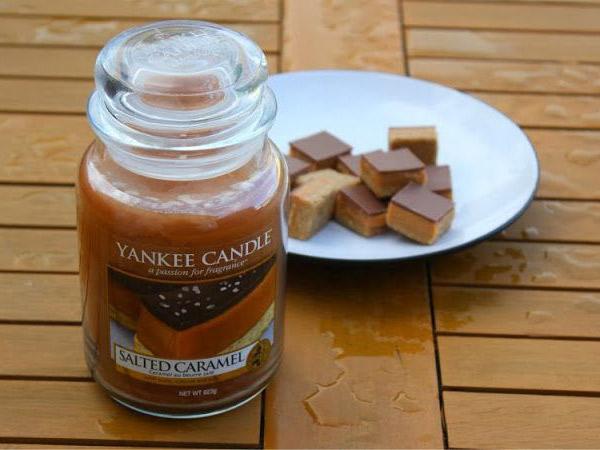 Masih Usung Konsep Makanan, Perusahaan Ini Rilis Lilin dengan Aroma Manis Asin