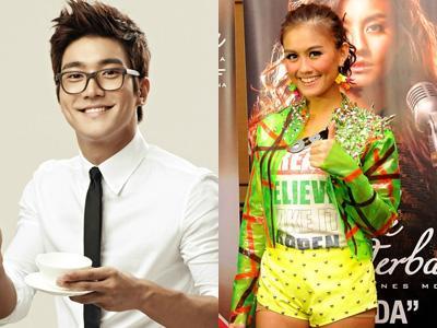 Agnes Monica Bakal Liburan Bareng Siwon Super Junior?