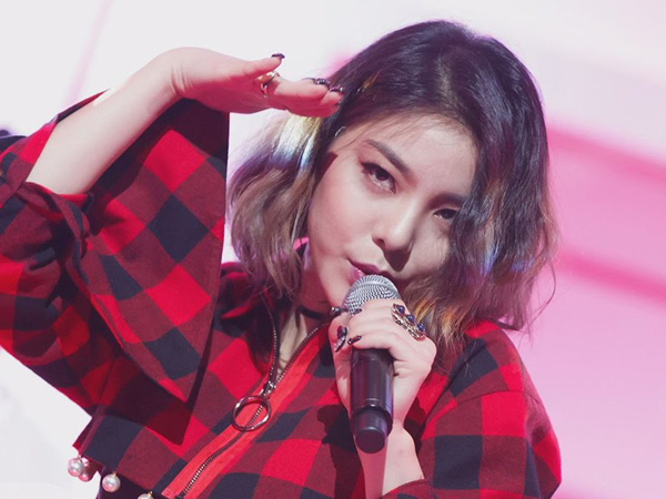 Sukses di Korea, Ailee akan Debut di Amerika dengan Nama Panggung Berbeda