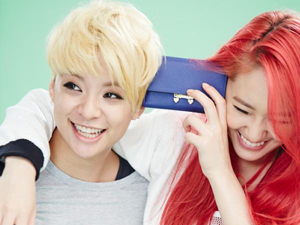 Wah, Amber Kini Punya Rambut Sepanjang Krystal f(x)?