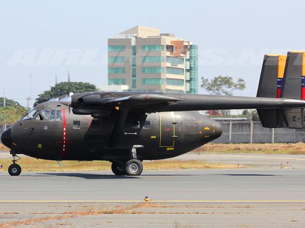 Pesawat Militer Ekuador Jatuh di Hutan Amazon, 22 Orang Tewas