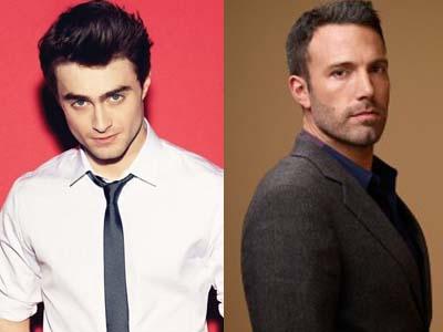 Merasa Sempurna, Daniel Radcliffe Tawarkan Diri Jadi Parter Ben Affleck?