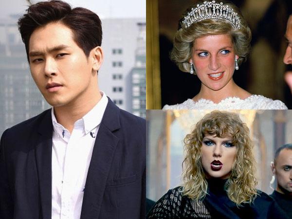 Hoya Tinggalkan Infinite Hingga Taylor Swift Pecahkan Rekor Jadi Berita Paling 'Hot' Awal September