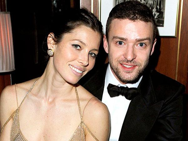 Selamat! Justin Timberlake dan Jessica Biel Dikaruniai Seorang Putra