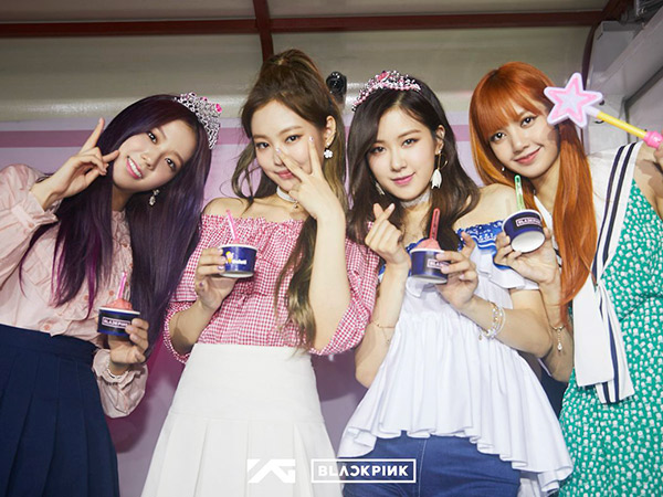 Black Pink Berikan Hadiah Manis Ini Sebagai Permintaan Maaf Atas Insiden Konser Lotte