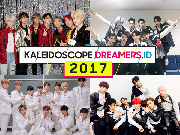 Tampan dan Bertalenta, 10 Boy Group K-Pop Ini Jadi Terfavorit di 2017