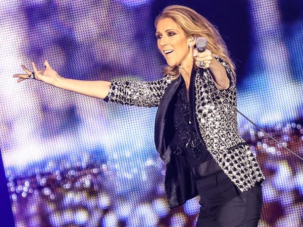 Celine Dion Buka-Bukaan Bercerita Tentang Almarhum Suaminya