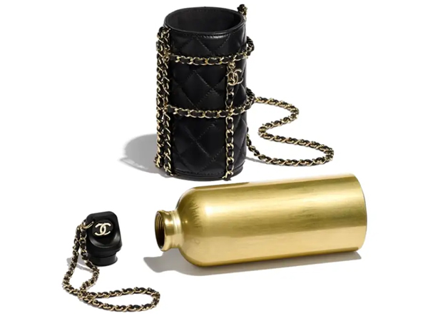 Chanel Keluarkan Botol Minum Dengan Harga Fantastis Puluhan Juta!