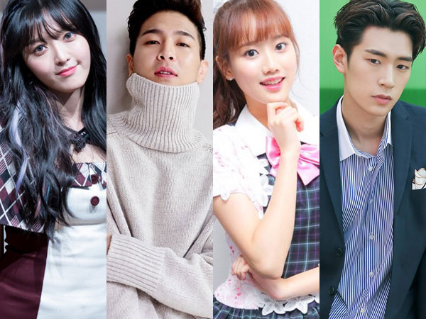 Member AOA, MADTOWN, hingga KNK Ini Siap Berkompetisi di Program Survival 'I Am The Actor'!
