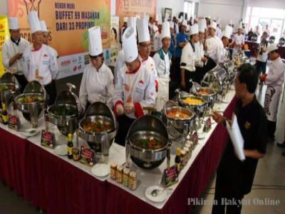 Kuliner Nusantara Tidak Diminati Calon Chef