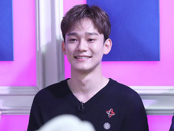 Jawaban Menyentuh Chen Saat Disinggung Soal Kontrak Kerja EXO