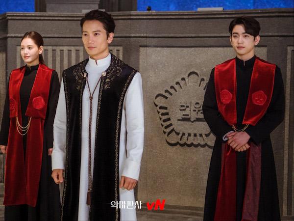 Rating Terbawah, Drama 'The Devil Judge' Paling Banyak Ditonton Anak Muda