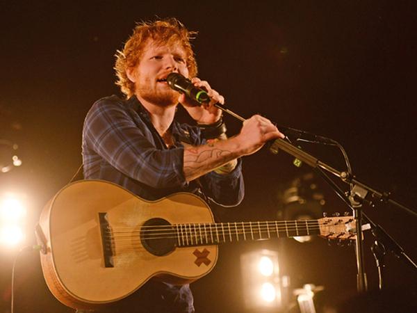 Kontribusi Maksimal untuk Musik, Ed Sheeran akan Terima Gelar Kehormatan