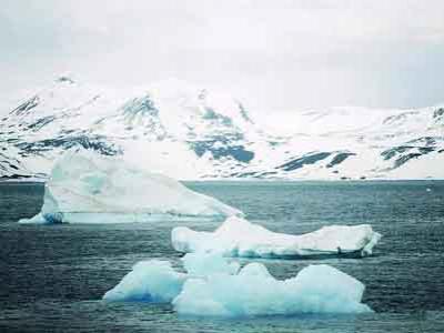 Misteri mencairnya Es Antartika Mulai Terkuak