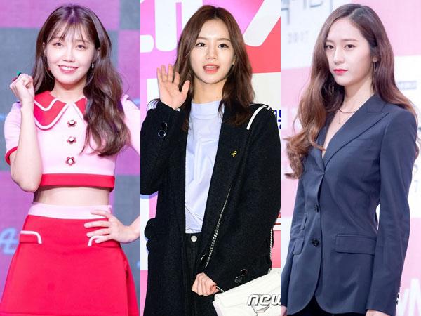 Eunji, Hyeri, Hingga Krystal, Member Girl Group dalam Drama Arahan Sutradara 'Reply'