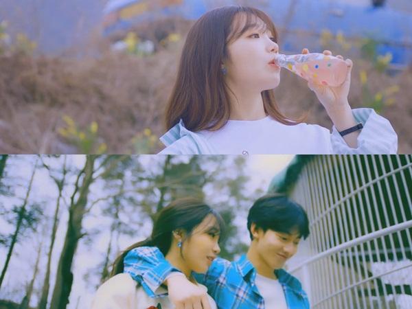 Musim Semi Penuh Kenangan Mantan, Eunji Jadi Supir Taxi di MV 'The Spring'