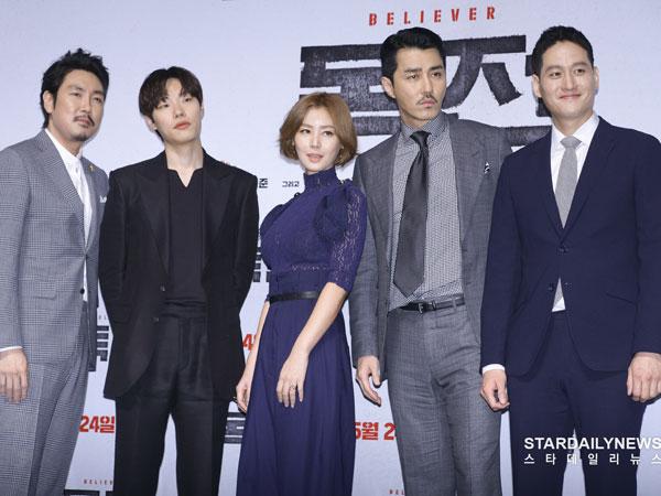 'Believer' Jadi Film Korea Tercepat yang Capai 1 Juta Penonton di Tahun 2018