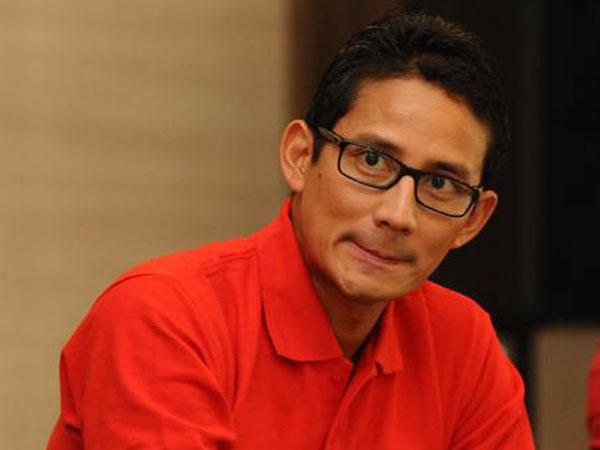 Cuitan Arief Soal Mahar 500 M untuk Cawapres Prabowo, Ini Klarifikasi Sandiaga Uno
