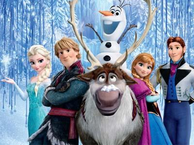 Wah, 'Frozen' Singkirkan 'The Lion King' Sebagai Film Animasi Disney Terlaris?