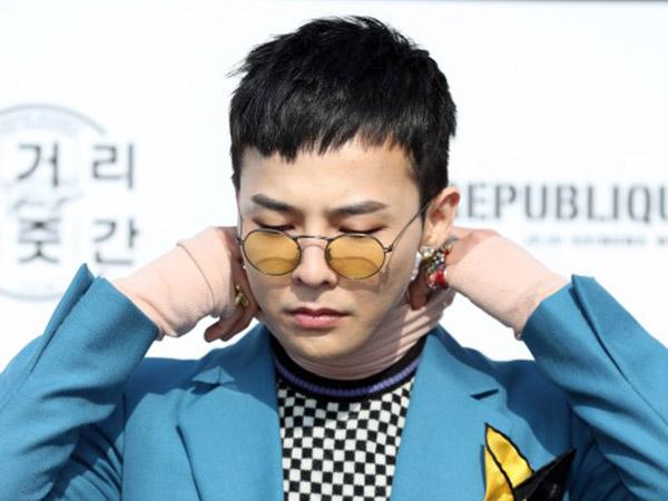 Kementerian Pertahanan Korsel Angkat Bicara Soal Isu Perlakuan Spesial G-Dragon di Rumah Sakit Militer