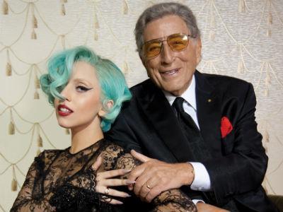 Lady Gaga Segera Rilis Album Jazz Bersama Tony Bennett Tahun Depan!