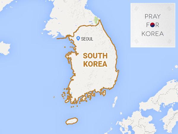 Gempa Hebat Guncang Korea Selatan, #PrayForKorea Jadi Trending Topic Dunia!