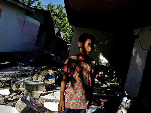 16 Jam Diguncang Gempa, 370 Rumah di Kabupaten Halmahera Rusak