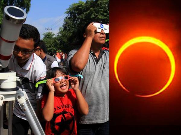 Gerhana Matahari Cincin Sebagian Terjadi di 124 Kota dan Kabupaten di Indonesia, Apa Istimewanya?