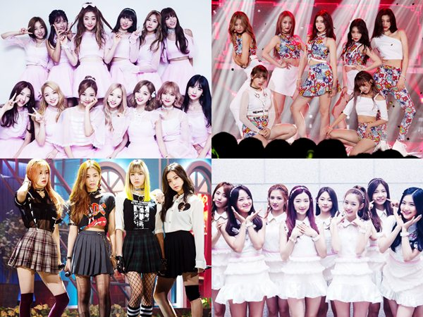 Warnai Industri K-Pop, Ini Sederet Girl Group Rookie yang Langsung Nge-Hits! (Part 2)