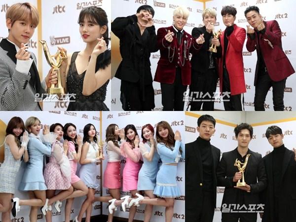 Sechskies Hingga TWICE, Inilah Idola K-Pop Peraih Piala 'Golden Disk Awards' Hari Pertama!