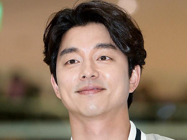 Gong Yoo Kembali Puncaki Daftar Aktor Dengan Reputasi Iklan Terbaik Bulan Ini!
