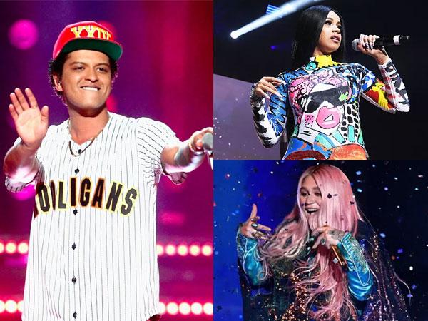 Deretan Nama Penyanyi yang Turut Meriahkan Grammy Awards 2018