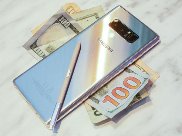 Ini Dia Harga Resmi Samsung Galaxy Note 8 di Indonesia