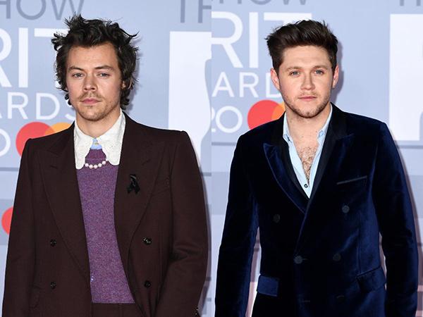 Harry Styles Pertama Kali Raih Nominasi Grammy, Niall Horan Reaksi Gini