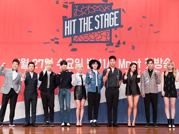 Intip Tema yang Akan Dibawakan Taemin SHINee Hingga U-Kwon Block B di 'Hit The Stage'