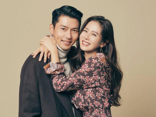 Hyun Bin dan Son Ye Jin Jadi Brand Ambassador Produk Pakaian Ternama