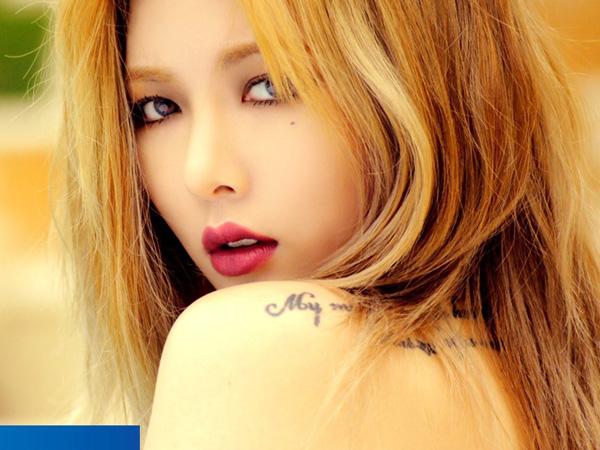 Diberi Rating 19+, HyunA 4Minute 'Panaskan' Musim Panas di Trailer Comeback Solonya!