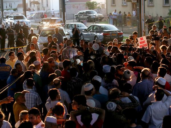 Usai Pimpin Salat Jamaah, Imam Masjid di New York Ditembak Mati