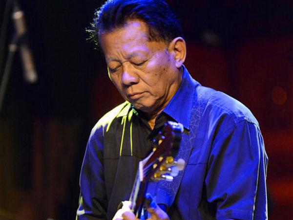 Musisi Jazz Legendaris Indonesia Ireng Maulana Meninggal Dunia