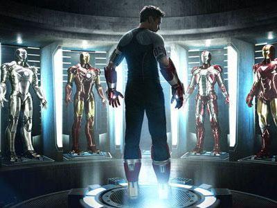 Iron Man 3 Akan Tayang di Layar Raksasa Bioskop IMAX!