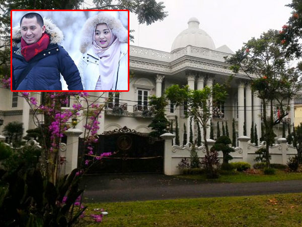Mengintip Mewahnya Isi Istana Bos First Travel yang Tipu 35 Ribu Jemaah Umrah