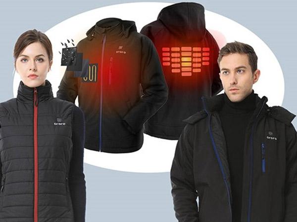Perusahaan Ini Rilis Jaket Unik dengan Penghangat Untuk Hadapi Musim Dingin