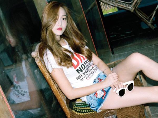 Dirumorkan akan Rilis Album Solo Pasca Hengkang dari SM, Ini Tanggapan Pihak Jessica Jung