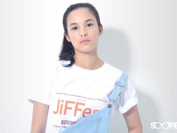 Didaulat Jadi JiFFest Ambassador, Ini Dia Komentar Aktris Chelsea Islan