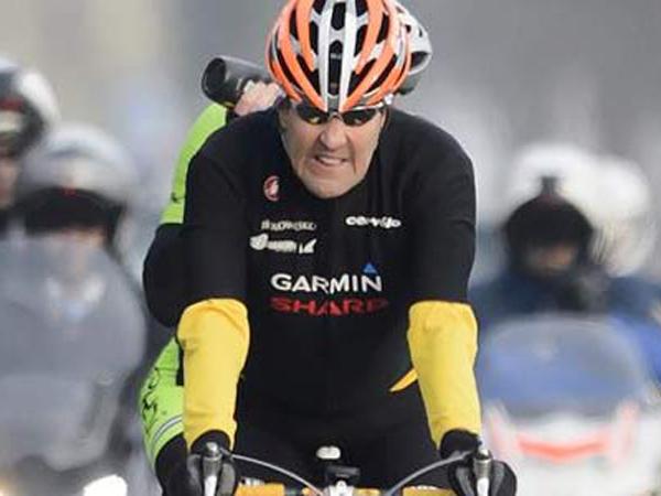 Menteri Luar Negeri AS John Kerry Alami Patah Kaki Akibat Kecelakaan Sepeda