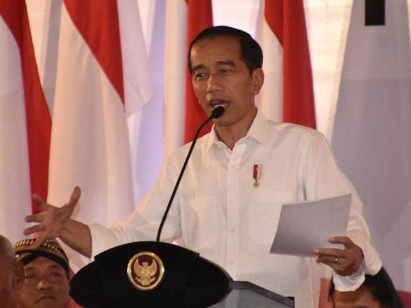 Akui untuk Pemilu, Jokowi Ungkap Deretan Infrastruktur yang Akan Diresmikan Desember 2018