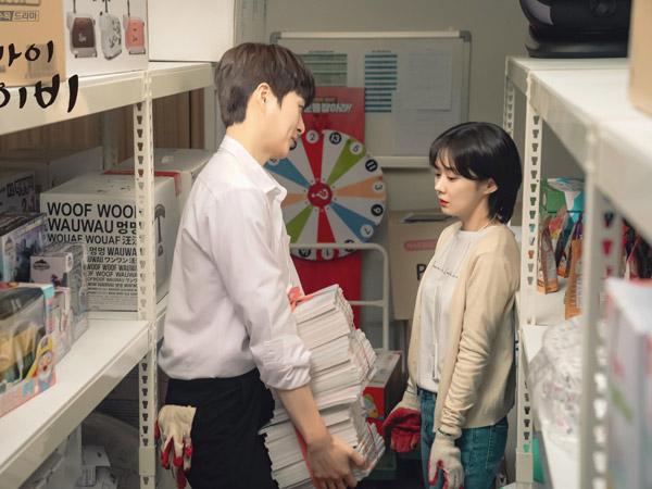 Mengintip Chemistry Jang Nara dan Jung Gun Joo di Drama Baru 'Oh My Baby'