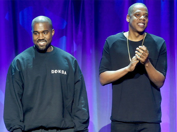 Kanye West Tinggalkan Platform Streaming TIDAL karena Jay Z?