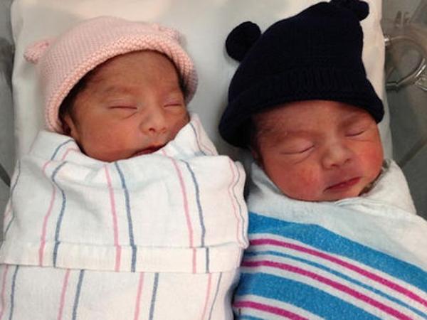 Langka, Bayi Kembar Ini Lahir Bersamaan Namun di Tahun yang Berbeda
