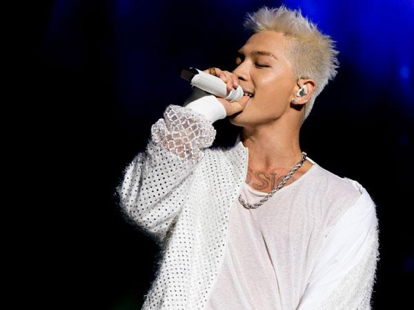 Min Hyo Rin, YG Family Hingga BTS Terlihat di Konser Solo Taeyang!